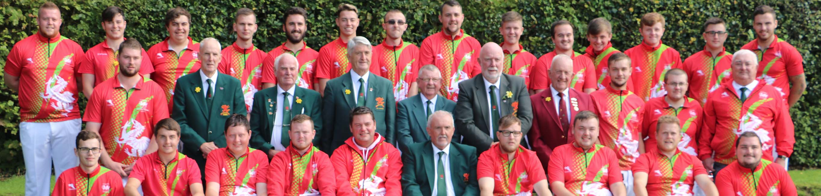 Teams Bowls Wales